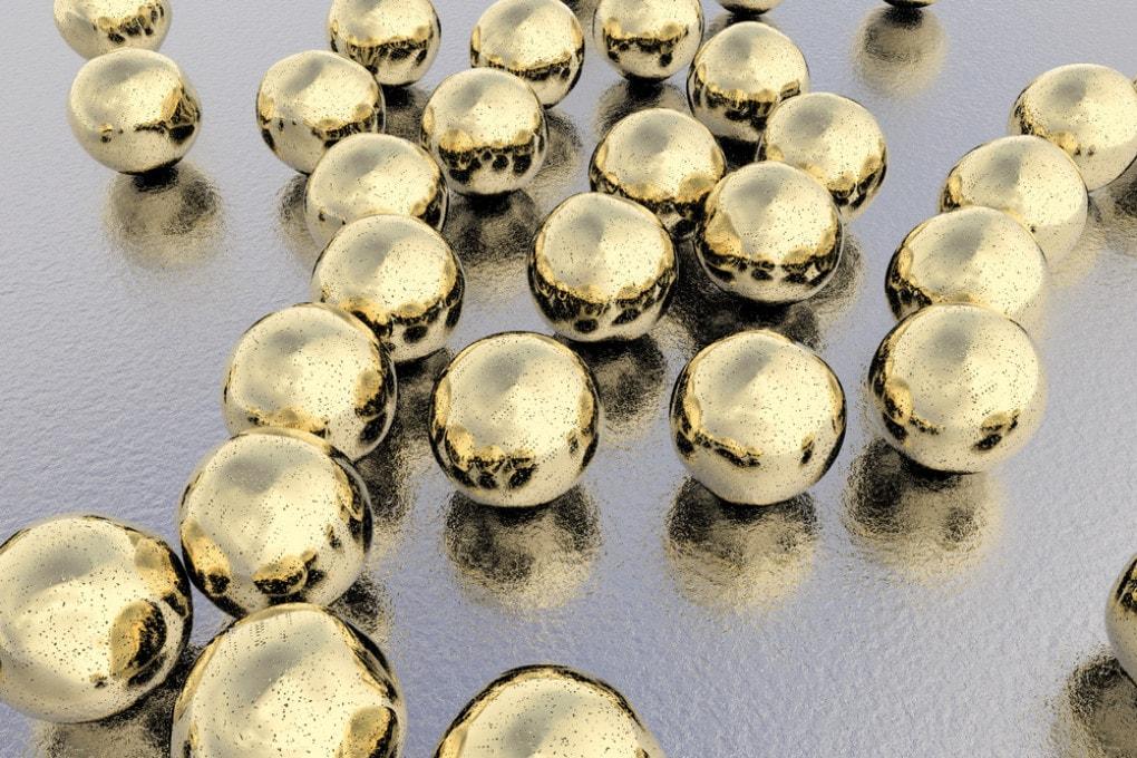 Nanoparticelle d'oro
