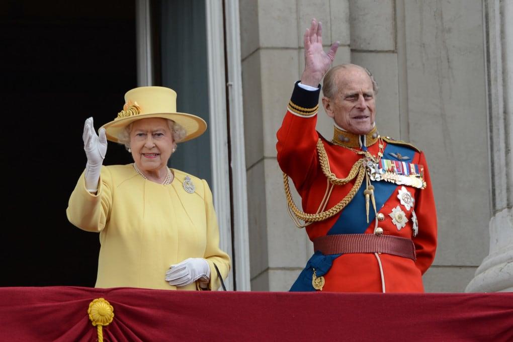 Elisabetta II e il principe Filippo