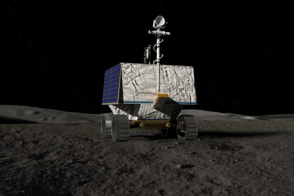VIPER, il rover della NASA che nel 2023 andrà sulla Luna.