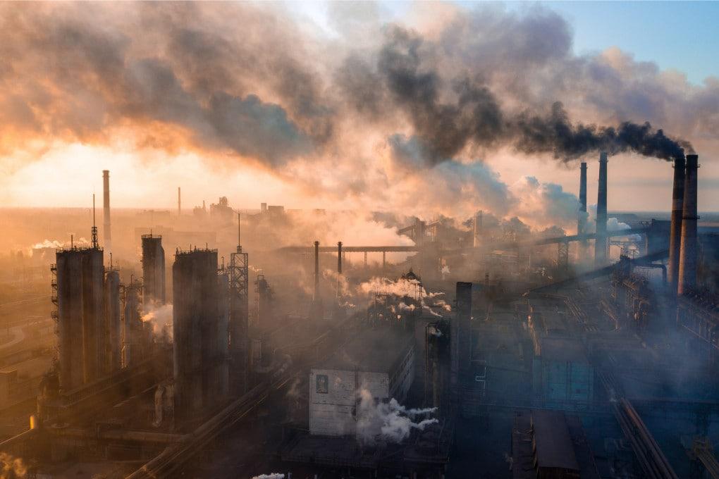 Fabbrica, gas serra