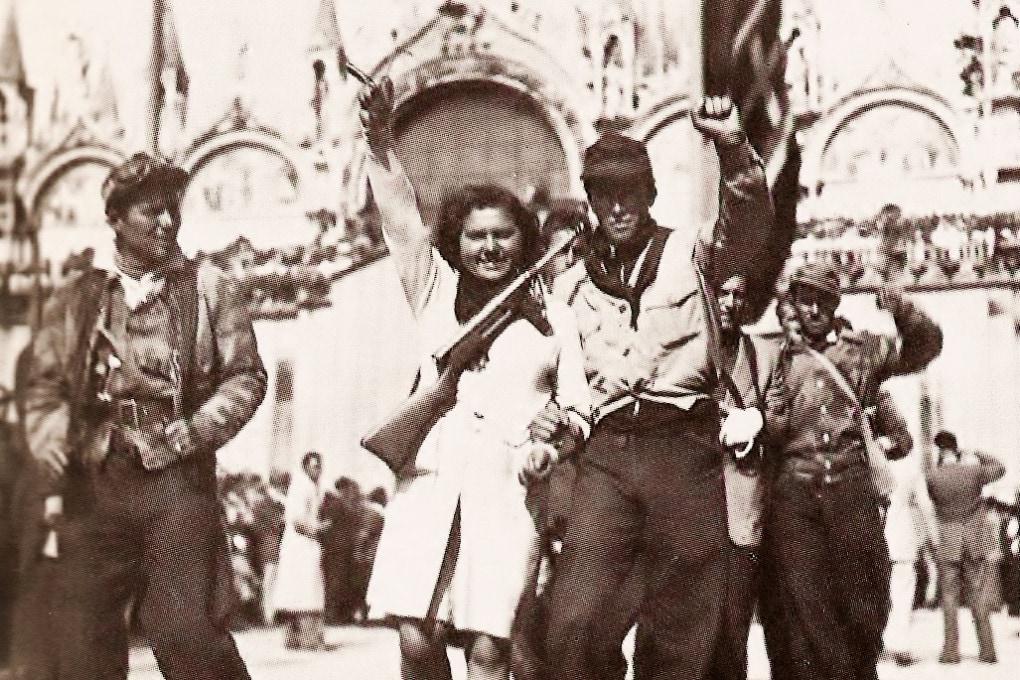 Venezia, 1945
