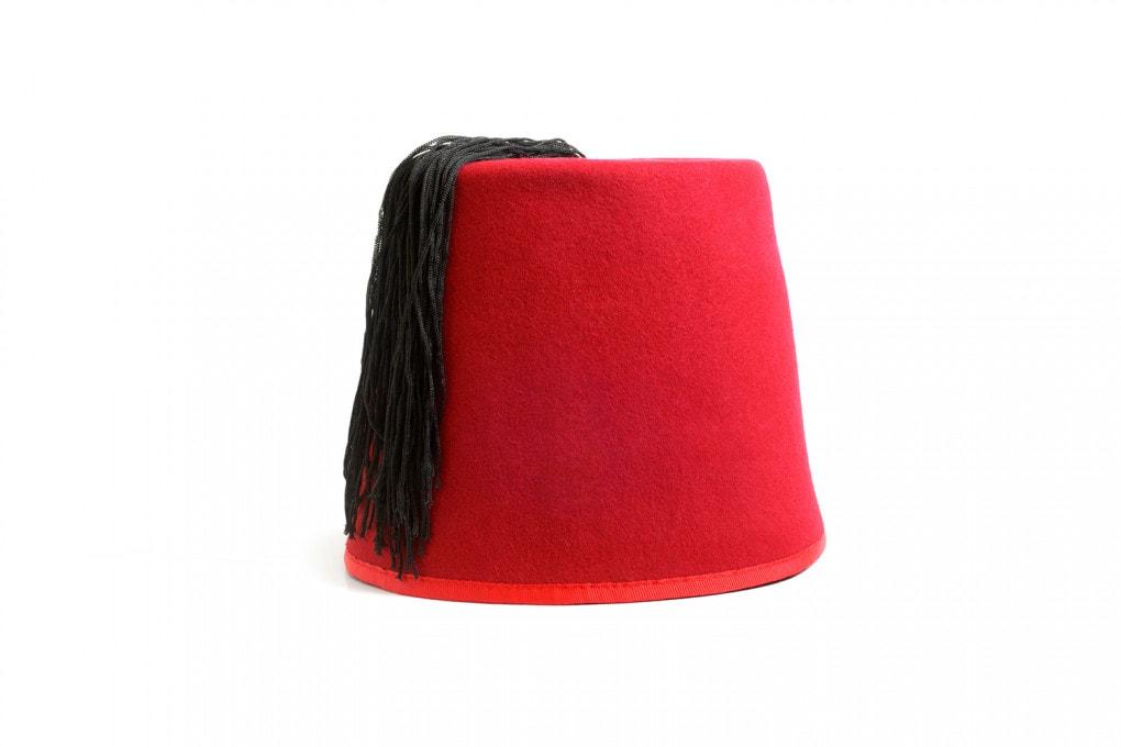 cappello turco, fez, tarboosh