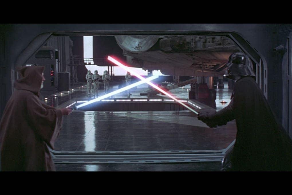 È possibile costruire una spada laser come in Star Wars?