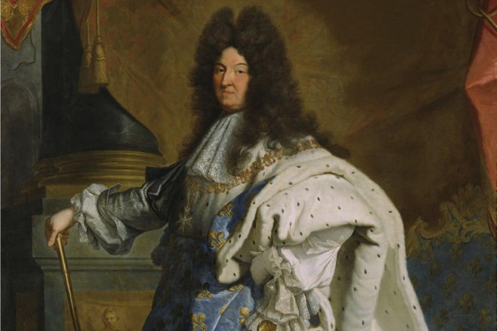 Luigi XIV di Borbone, detto il re Sole (1638 – 1715).