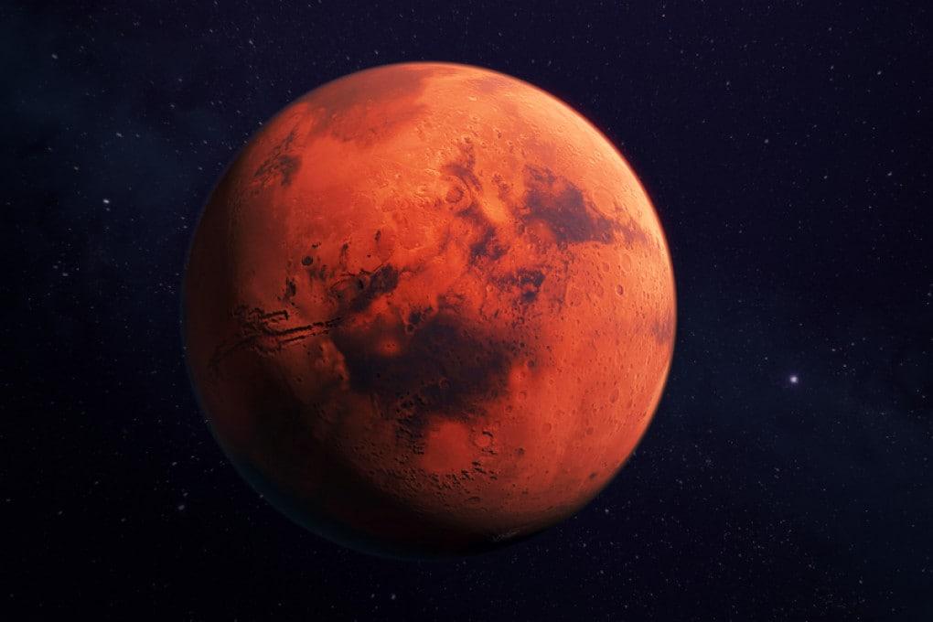 Superficie di Marte