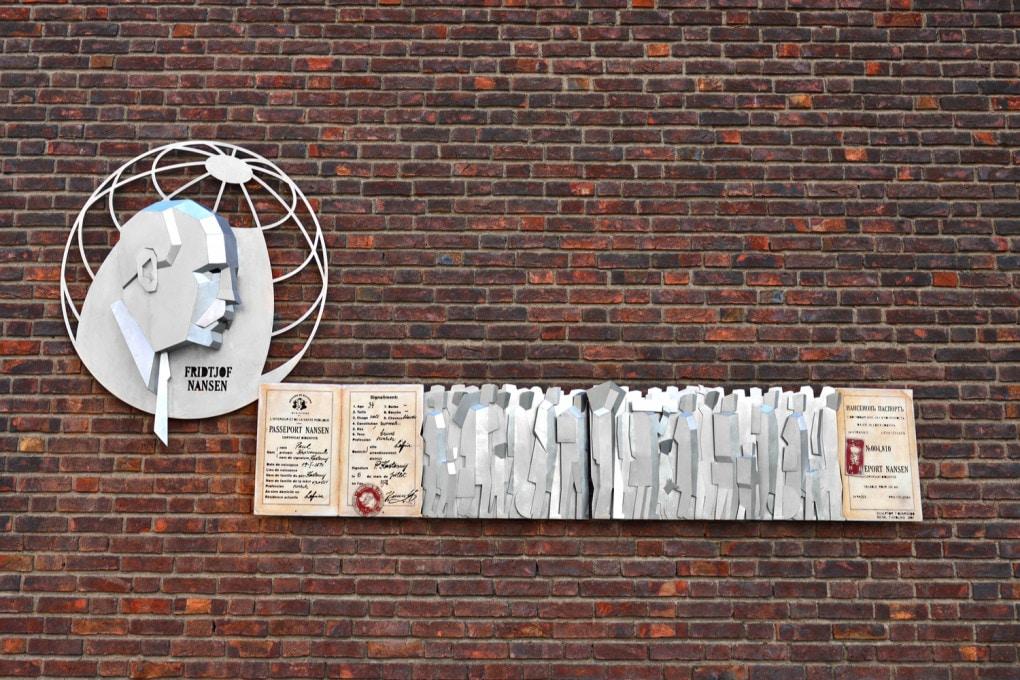 Giornata internazionale del rifugiato - Passaporto Nansen