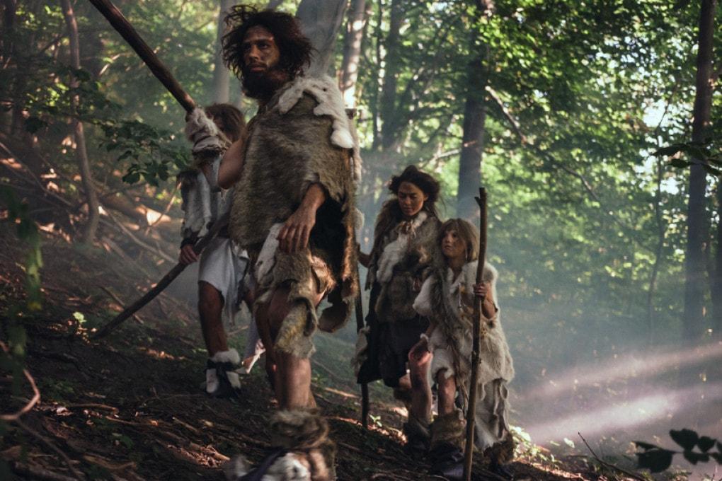 Famiglia Neanderthal