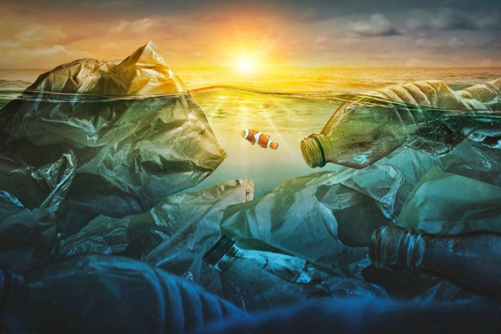 Plastica in oceano
