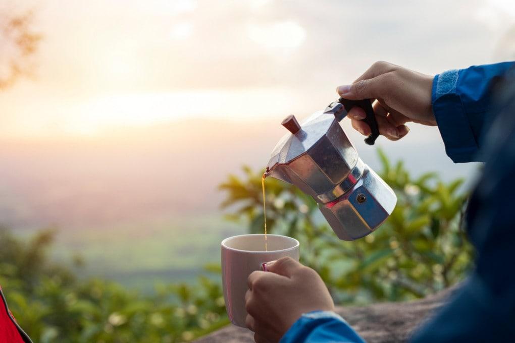 Moka pronta e giornata all'aria aperta: è questa la ricetta per stare meglio?
