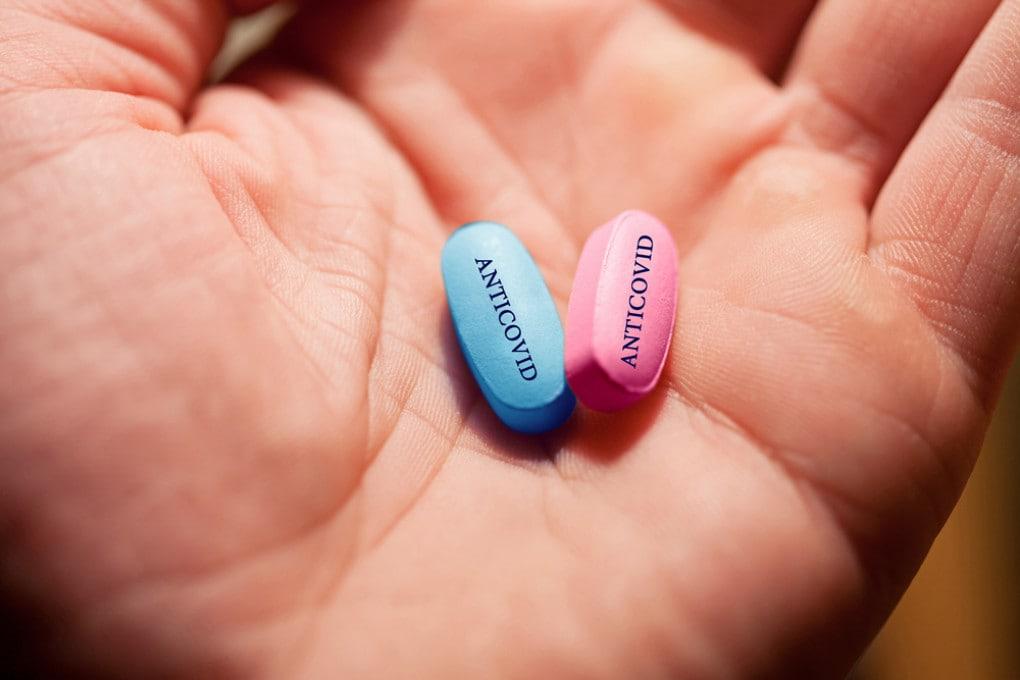 Pillola anticovid