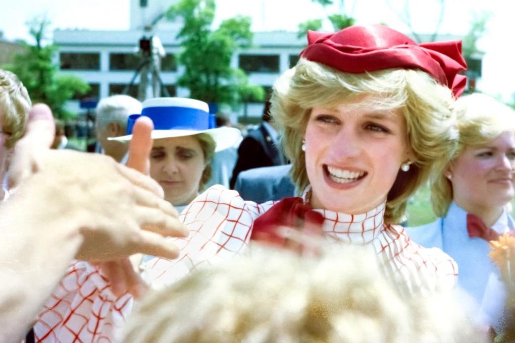 Lady Diana nel 1983