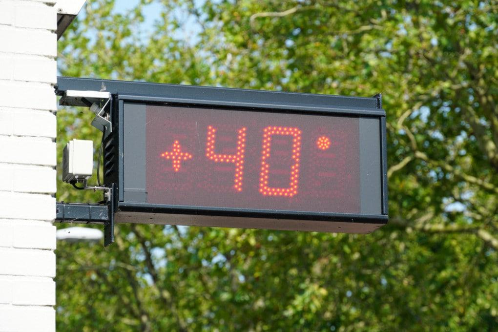 I cambiamenti climatici determinano temperature estreme e imprevedibili.