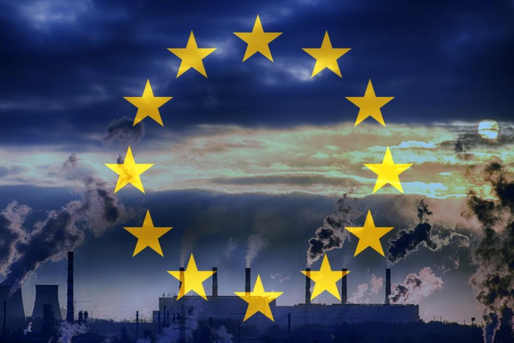 CO2 nell'Unione Europea
