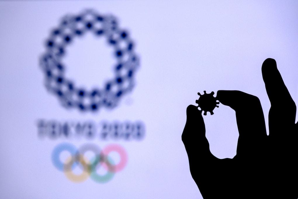 L'ombra della covid sulle Olimpiadi di Tokyo.