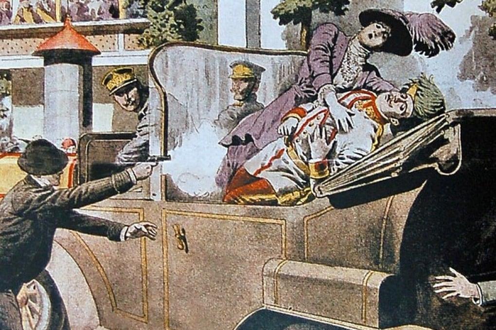 L'attentato del 28 giugno 1914 all'arciduca Francesco Ferdinando
