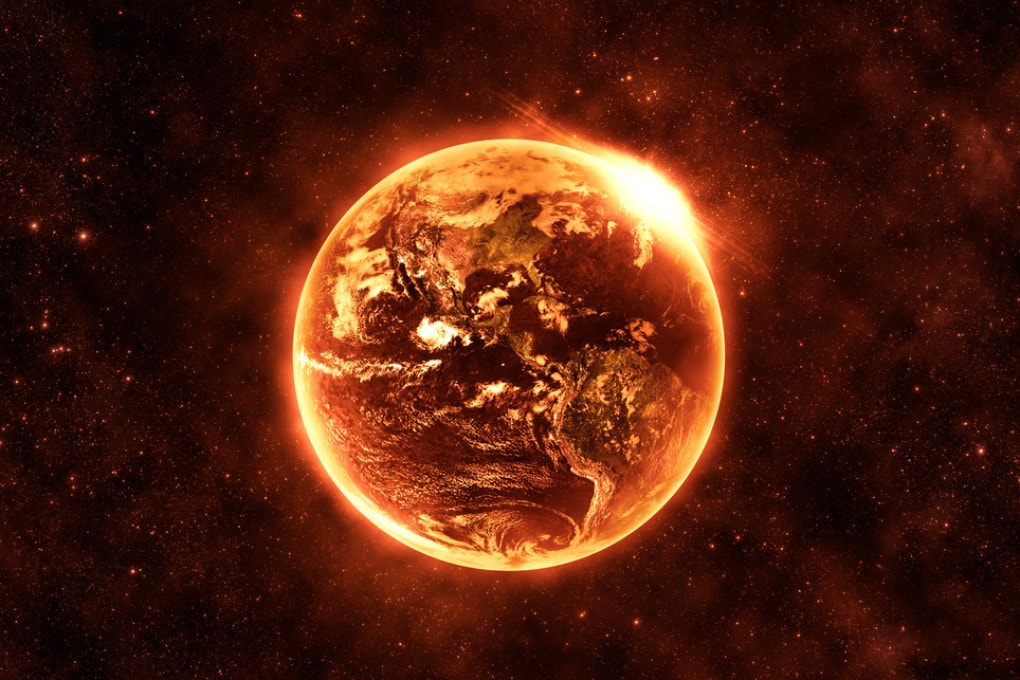 La Terra brucia