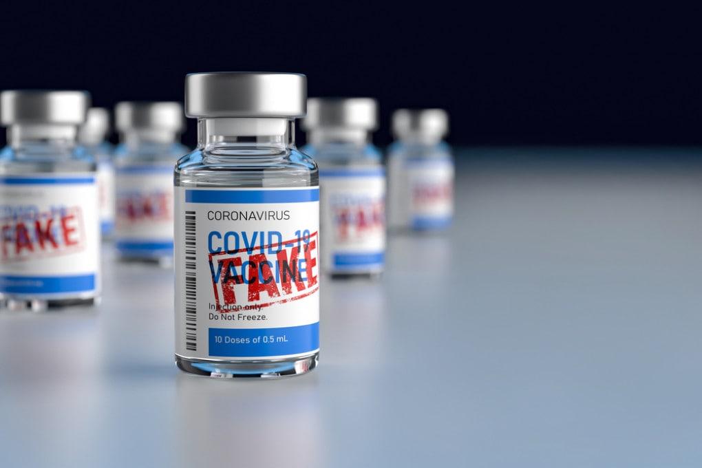 Il rischio e il pericolo dei vaccini contraffatti