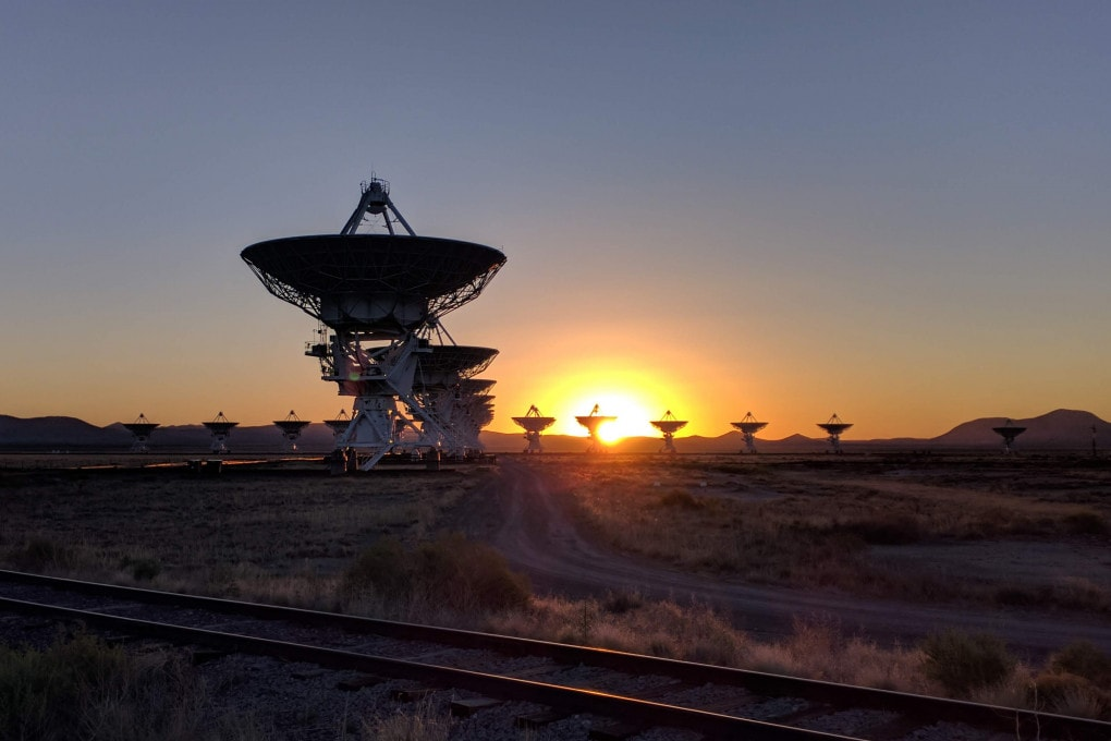 Antenne del Very Large Array