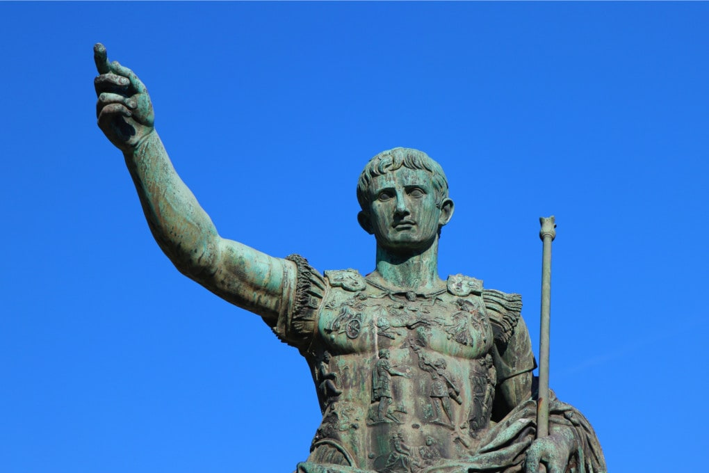 Ottaviano Augusto, primo imperatore romano