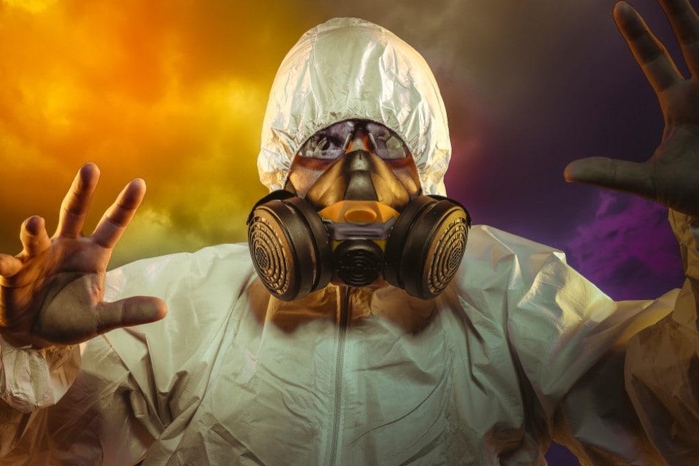 Futuro catastrofico pandemia