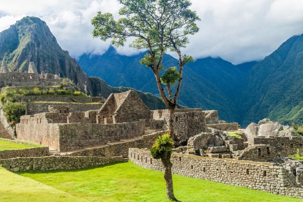 Machu Picchu, le rovine