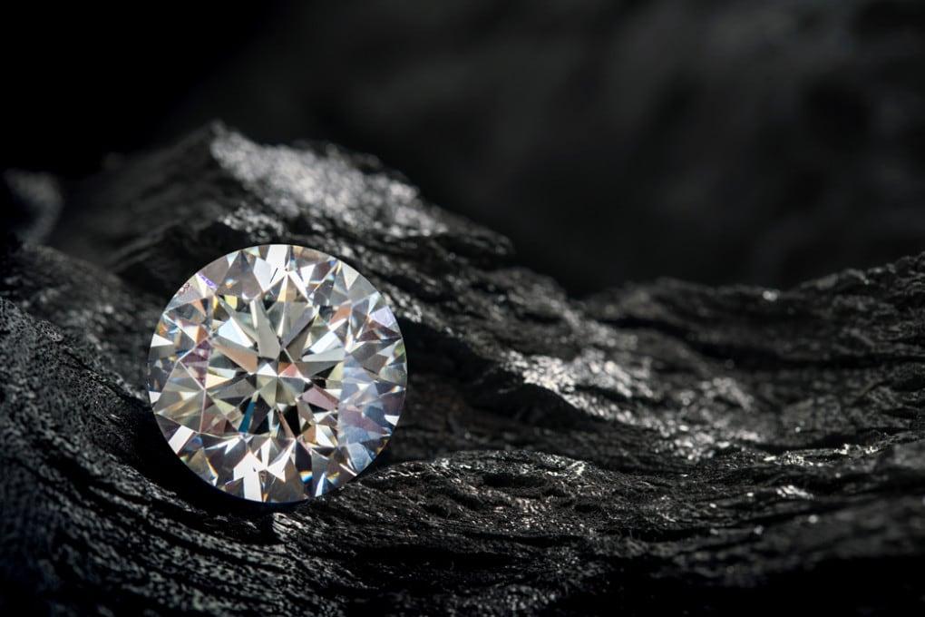 Un tipo di diamante che si è formato al centro della Terra.