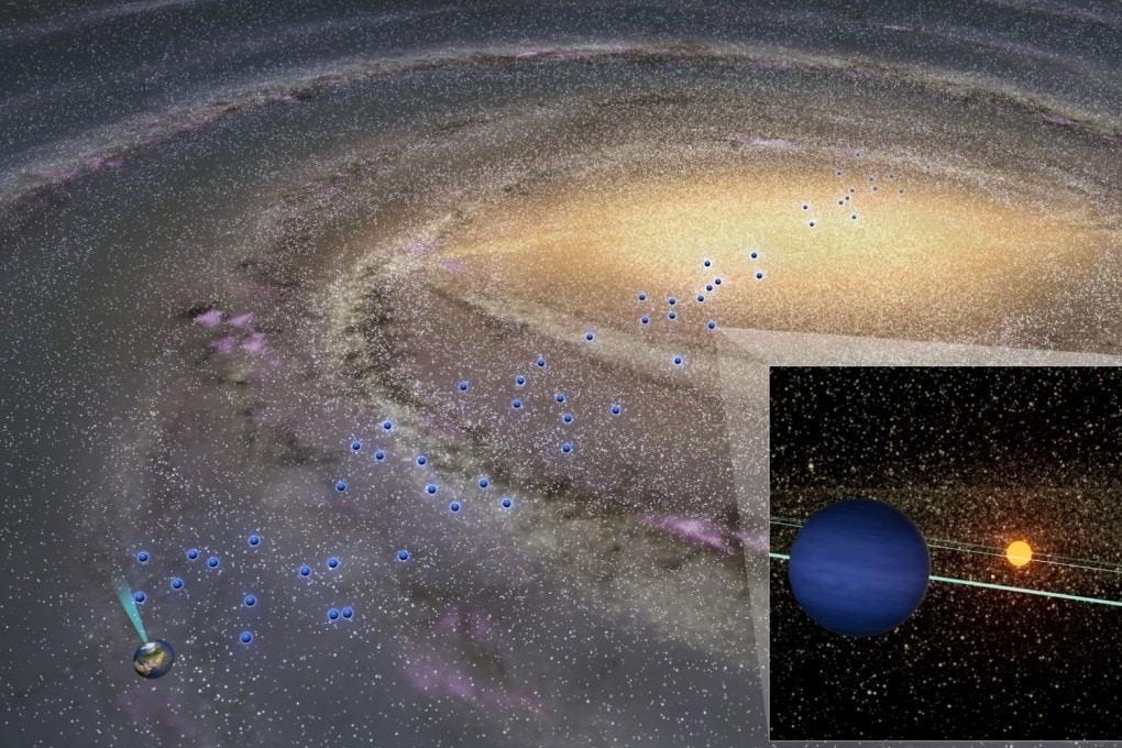 La Via Lattea è popolata di pianeti: sono ovunque