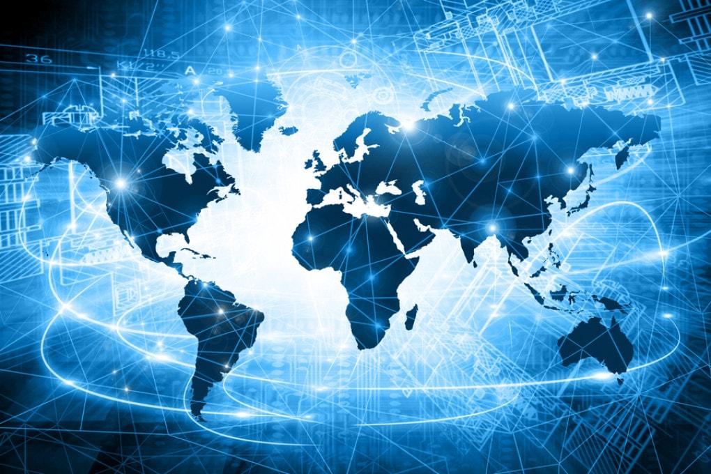 Internet nel mondo