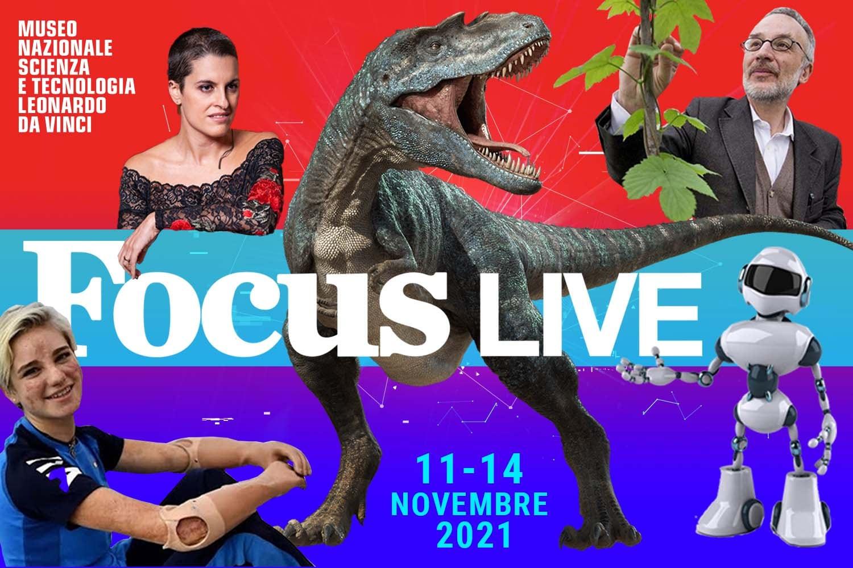 Come partecipare a Focus Live 2021
