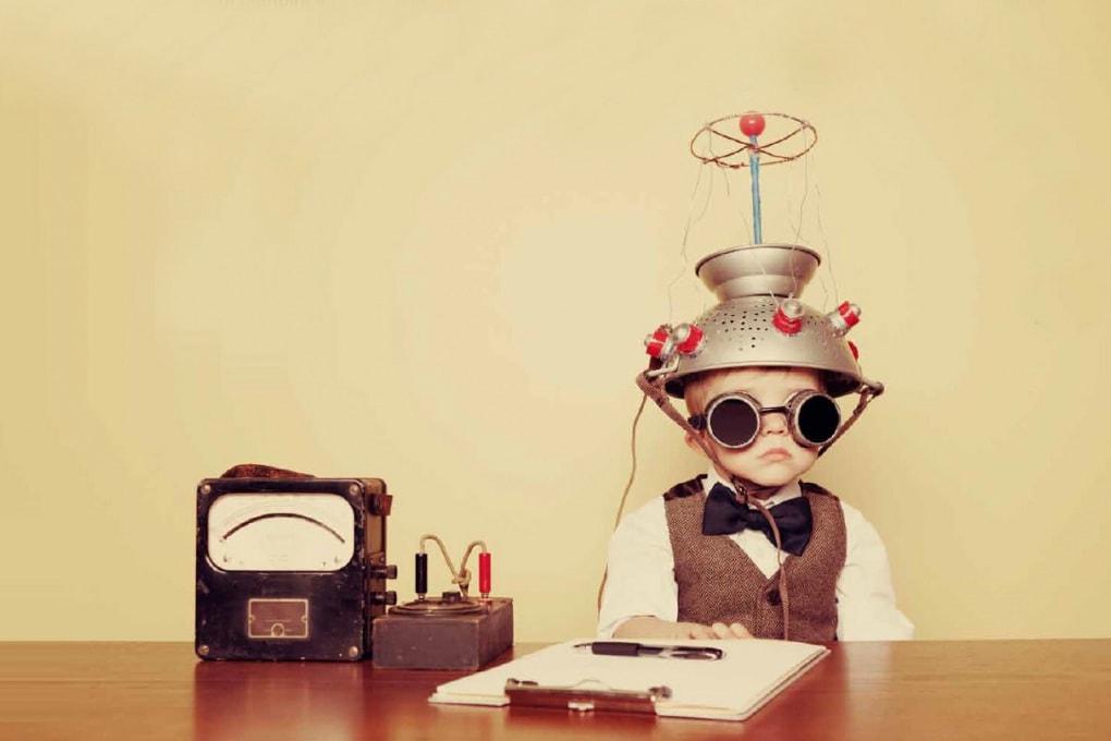 Tuo figlio è un genio?