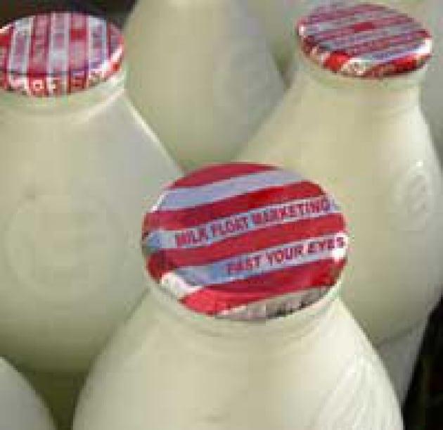 Il latte è buono al buio