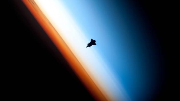 L'atmosfera terrestre dallo spazio al mare