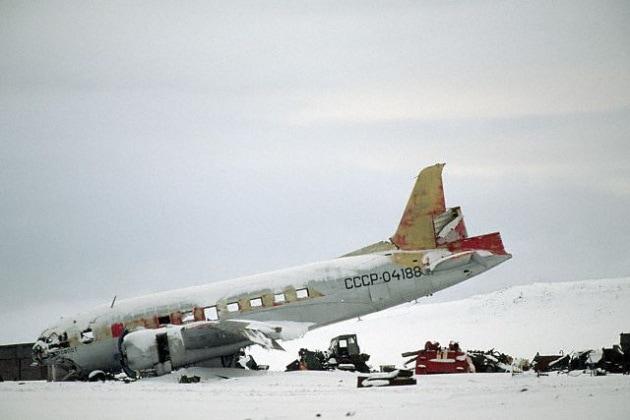 Un vero-finto incidente aereo