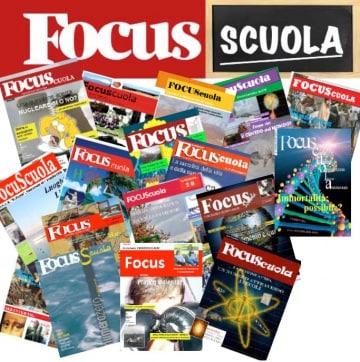 Tutti giornalisti con Focus