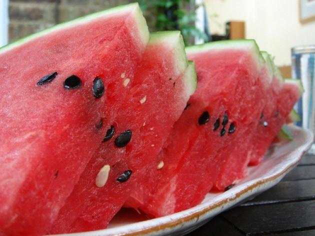 Qual è il frutto che contiene più acqua?