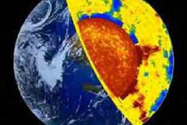 Come cambia la gravità verso il centro della Terra?