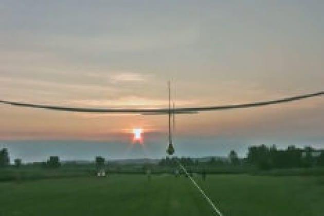 Ecco l'aereo che batte le ali