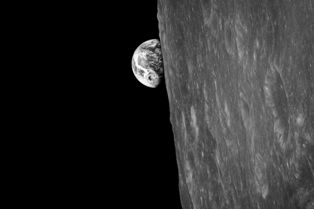 24 dicembre 1968, al sorgere della Terra...