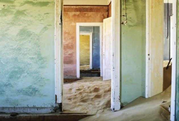 Perché una città diventa fantasma?