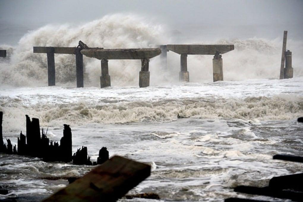 Uragano Sandy: colpa dei cambiamenti climatici?