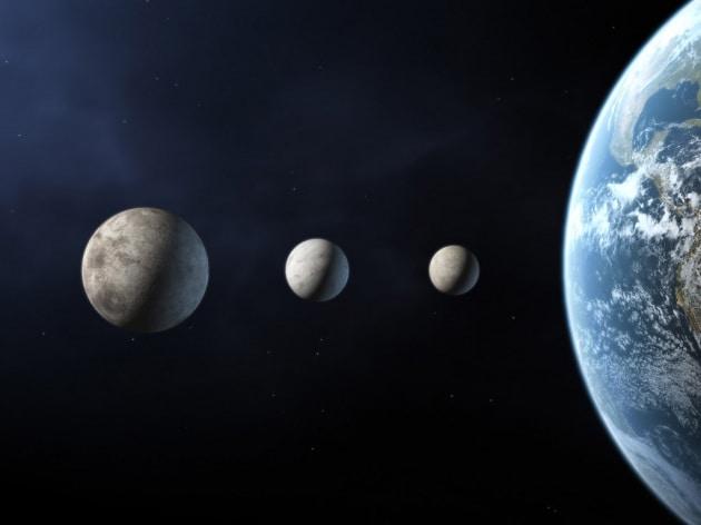 I 12 pianeti