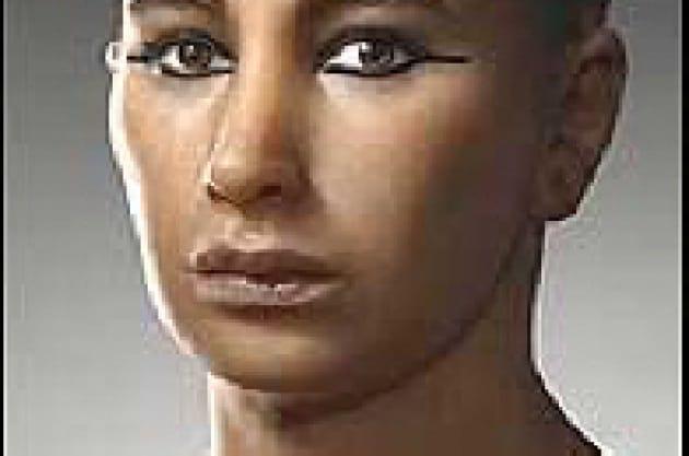 Ricostruito il volto di Tutankhamun
