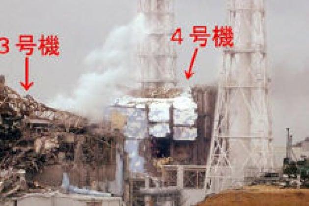 I danni ai reattori di Fukushima