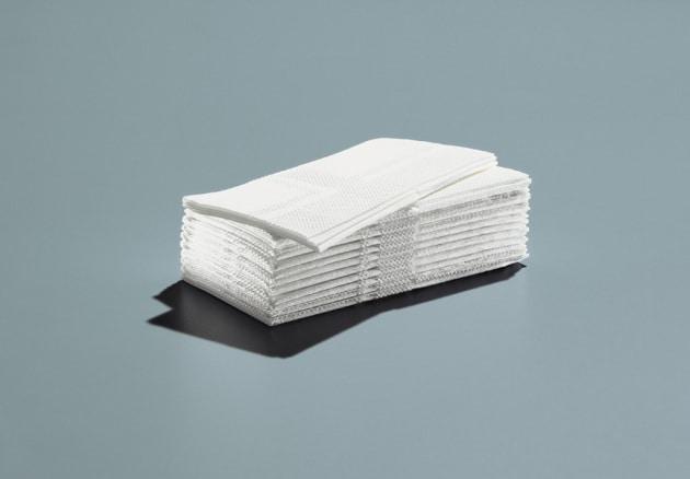 Come ridurre lo spreco di salviette di carta