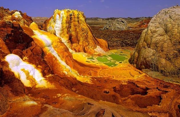 Geyser, i punti caldi della terra