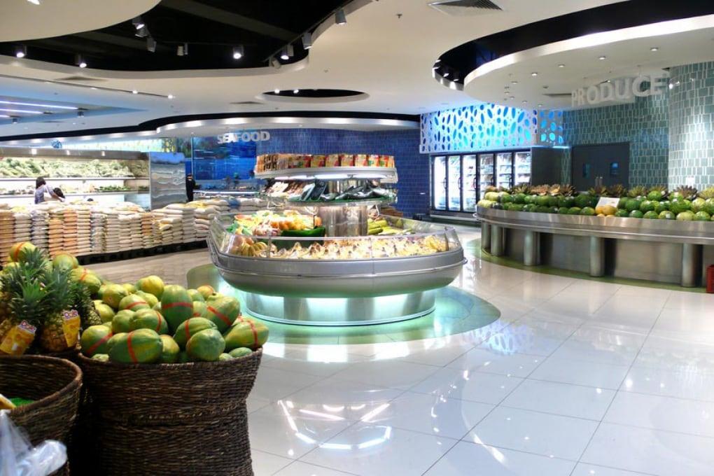 Frutta da cogliere nel supermarket del futuro