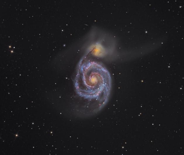 Sua maestà il Cielo: i vincitori dell'Astronomy Photographer of the Year 2012