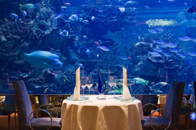 Buon appetito! I ristoranti più strani dove dirlo