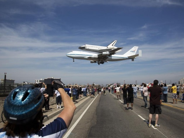 L'ultimo viaggio dello Shuttle Endeavour