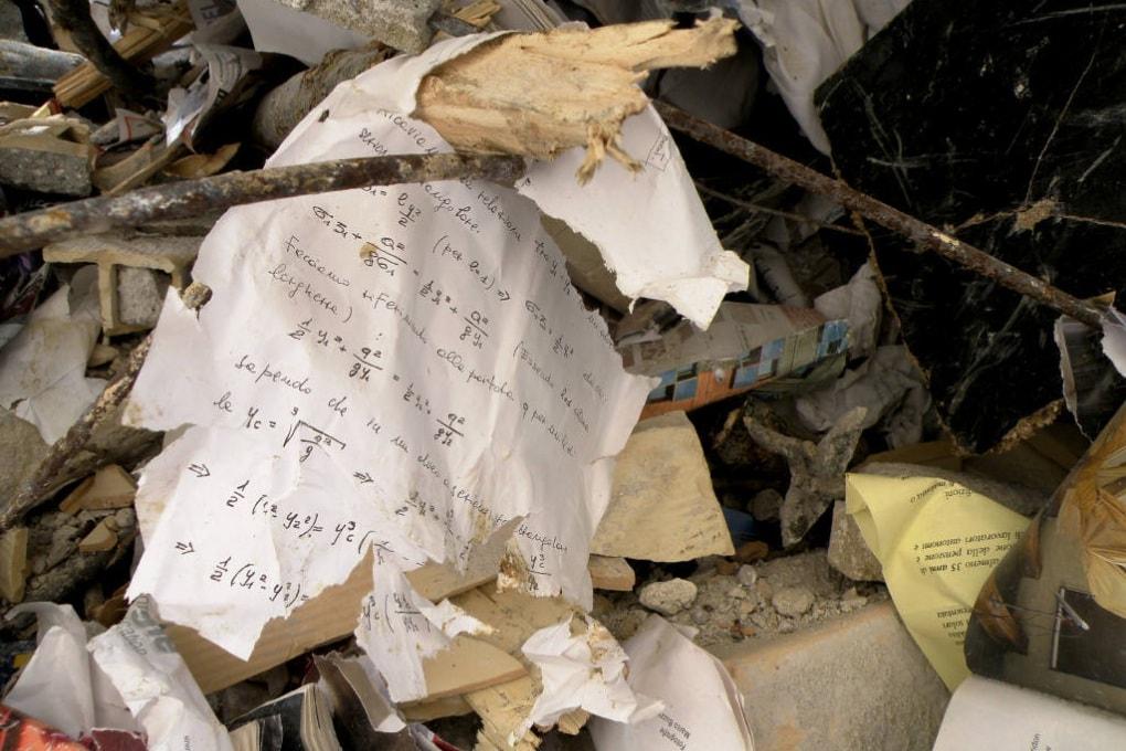 L'Aquila, sei anni di carcere per gli scienziati della Commissione Grandi Rischi